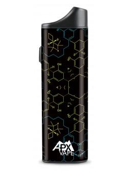 Pulsar APX V2 Vaporizador - color THC molecule  - Vapura Chile