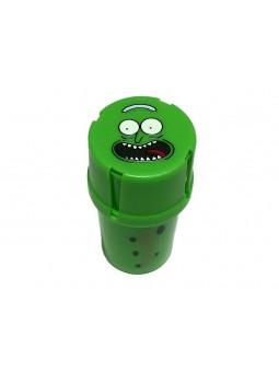 Medtainer  Rick and Morty Edición verde
