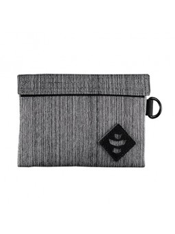 Revelry Mini Confidant Smell Proof Bag grey