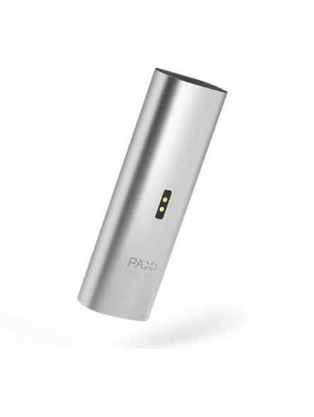 Pax 3 vaporizador plateada