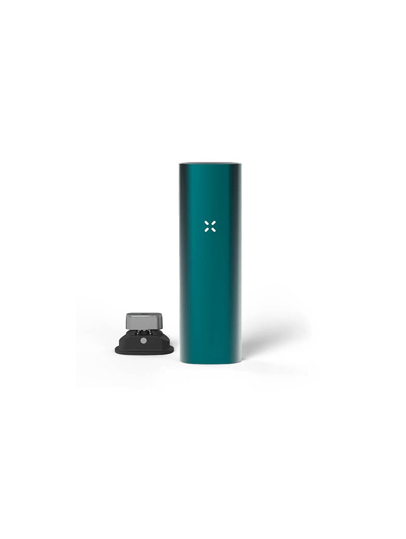 Pax 3 vaporizador verde azulado