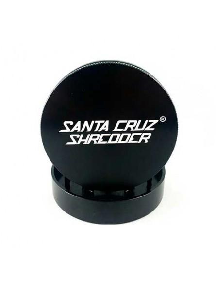 Moledor Santa Cruz Shredder de 2 Piezas Negro