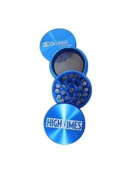 Cali Crusher High Times Edicion Limitada De 4 Piezas azul